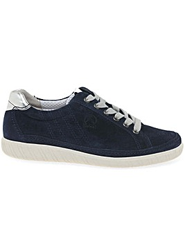 Gabor Amulet Womens Wider Fit Sneakers