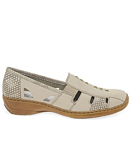 Rieker Denise Standard Fit Slip On Shoes