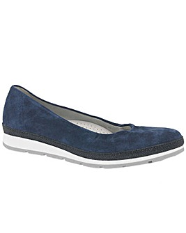Gabor Bridget Womens Casual Suede Pumps