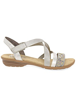 Rieker Copper Standard Fit Sandals