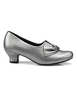 Hotter Donna V Cut Court Shoe