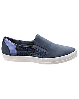 Divaz Minaj Casual Slip On Shoe