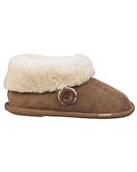 Cotswold Wotton Womens Bootie Slippers