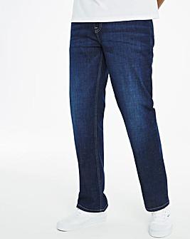 Dark Indigo Premium Loose Fit Jeans