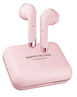 Happy Plugs AIR 1 PLUS Earbud True Wireless - Pink/Gold