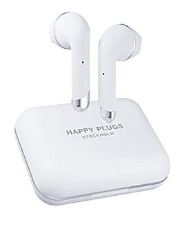 Happy Plugs AIR 1 PLUS Earbud True Wireless - White