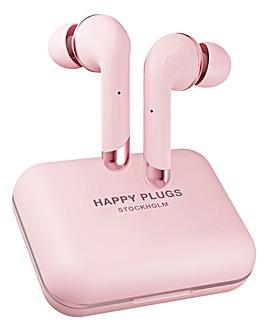 Happy Plugs AIR 1 PLUS In Ear True Wireless - Pink/Gold