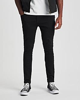 Premium Stay Black Skinny Fit Jean