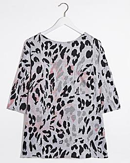 Multi Animal Soft Touch Pocket T-Shirt