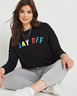 Day Off Sweatshirt