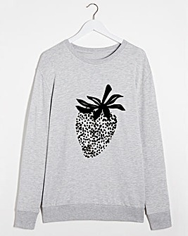 Strawberry Placement Sweatshirt