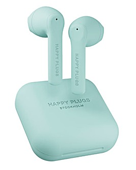 Happy Plugs AIR 1 GO True Wireless - Mint