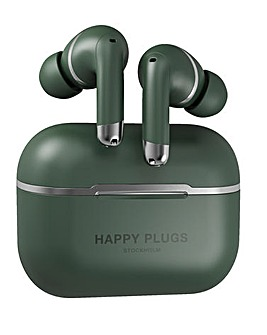 Happy Plugs AIR 1 Bluetooth Earphones Active Noise Cancelling