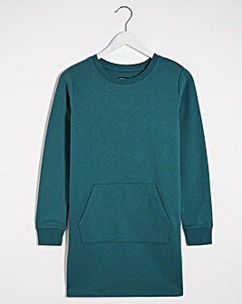 Deep Teal Better Sweat Tunic