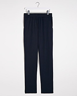 Navy Soft Touch Jogger