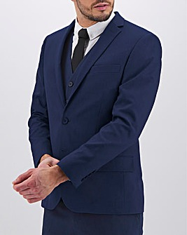 James Navy Value Suit Jacket