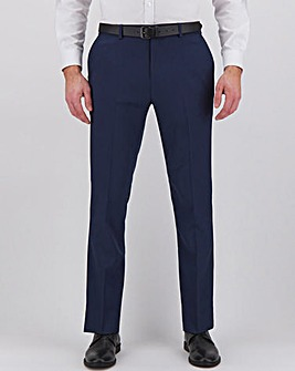 James Navy Regular Fit Value Suit Trousers