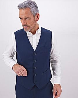 James Navy Value Waistcoat