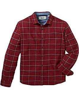 Original Penguin Window Pane Check Shirt