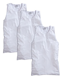 Pack Of 3 Jockey Vests