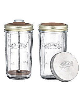Kilner Nut Drinks Maker Set
