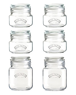 Kilner Push Top Pantry Storage Set