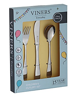 Viners Everyday Kids Cutlery Set