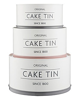 Mason Cash Set of 3 Cake Tins