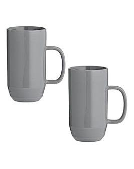 Cafe Concept Latte Mugs Set