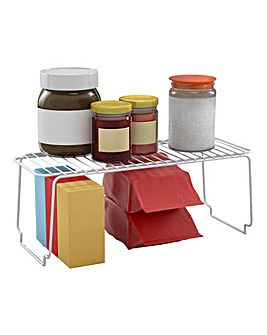 Metaltex Stackable Kitchen Shelf