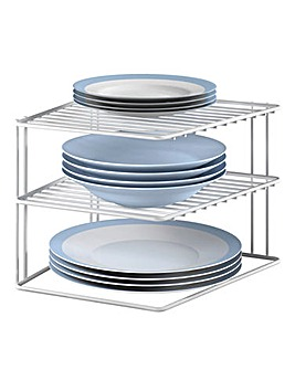 Metaltex Corner Storage Rack