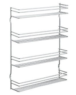 Metaltex Pepito 4 Tier Spice Rack
