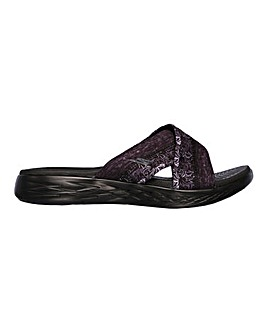Skechers On-The-Go-600 Wide Sandals