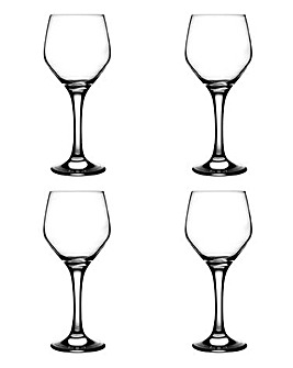 Ravenhead Majestic 4 Red Wine Glasses