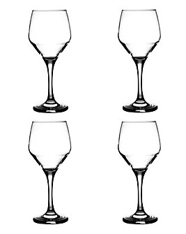 Ravenhead Majestic 4 White Wine Glasses