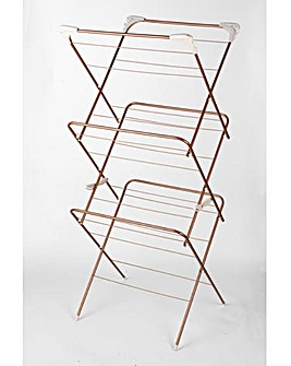 Beldray Rose Gold Airer