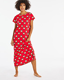 Pretty Secrets Jersey Value Maxi Nightie