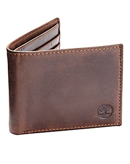 Timberland Brown Leather Wallet