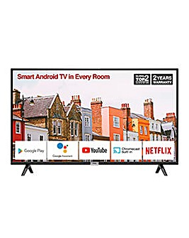 """TCL 40ES568 40"""" FHD Andriod TV"""