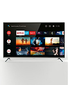 """TCL 55EP658 55"""" UHD HDR Android TV"""