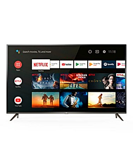"""TCL 65EP658 65"""" 4K UHD HDR Android TV"""