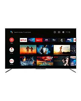 """TCL 50C715K 50"""" 4K HDR QLED Smart TV"""