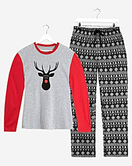Pretty Secrets Family Pyjama Set Mens