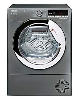 Hoover Dynamic Next 10kg Condenser Tumble Dryer Graphite