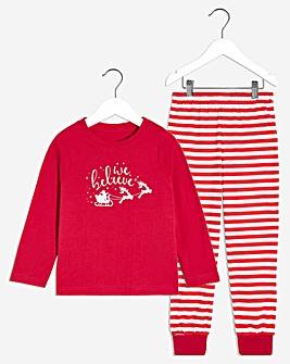 Pretty Secrets Family Pyjama Set Kids