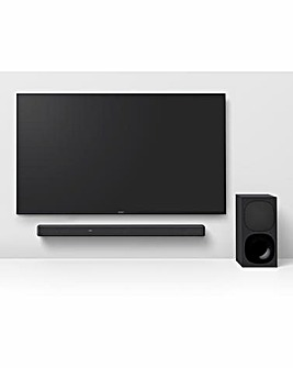 SONY HTG700 3.1ch Dolby Atmos Soundbar with Wireless Subwoofer