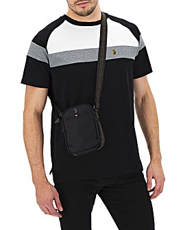 Luke 1977 Black Fernau Cross Body Bag