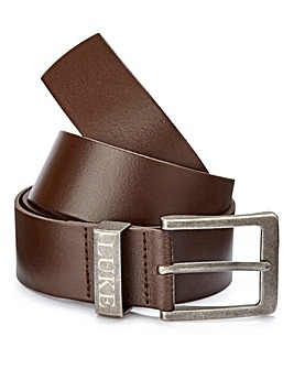 Luke 1977 Dale Brown Leather Belt