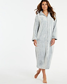 Pretty Secrets Zip Cosy Gown