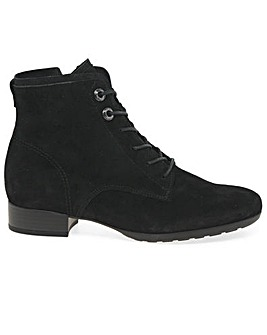 Gabor Boat Womens Wide Fit Ankle Boots